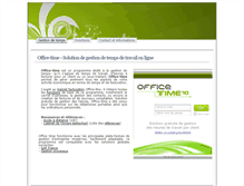 Tablet Preview of office-time.ch