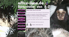 Preview of office-time.de